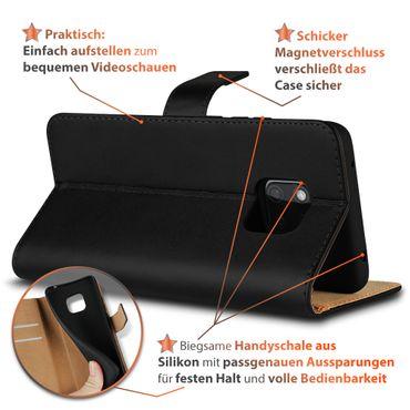 Klapphülle für Huawei P30 P20 Lite Pro Mate 20 10 Leder Tasche Cover Handy Hülle – Bild 13