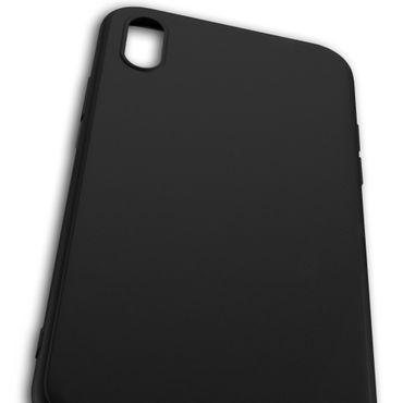 Hülle Bumper für Apple iPhone Xr Tasche Schutzhülle Slim Silikon Back Case Cover – Bild 5