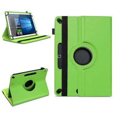 Tablet Tasche Lenovo Tab P10 Hülle Schutzhülle Case 10.1 Zoll Cover 360° Drehbar – Bild 14