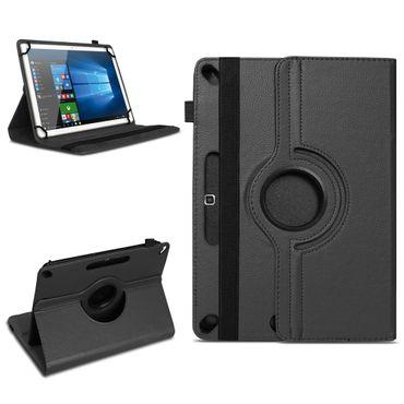 Tablet Tasche Lenovo Tab P10 Hülle Schutzhülle Case 10.1 Zoll Cover 360° Drehbar – Bild 2