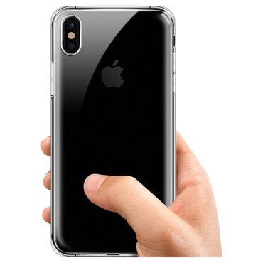 Ultra Slim Case für Apple iPhone Xs / X Tasche Hülle Silikon Schale Schutzhülle – Bild 5