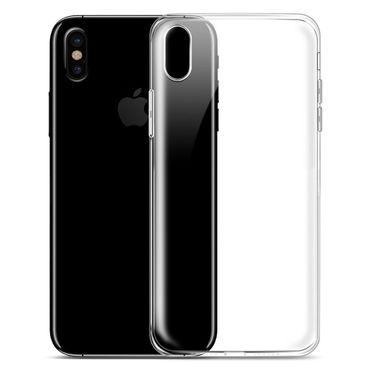 Ultra Slim Case für Apple iPhone Xs / X Tasche Hülle Silikon Schale Schutzhülle – Bild 6