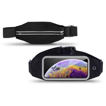 Tasche Bauchtasche für Apple iPhone Xs Hüfttasche Sport Hülle Lauf Case Jogging – Bild 14