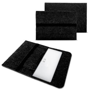 Notebook Tasche Trekstor Surfbook E11B Schutzhülle Hülle Filz Case Sleeve Cover – Bild 9