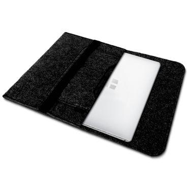 Notebook Tasche Trekstor Surfbook E11B Schutzhülle Hülle Filz Case Sleeve Cover – Bild 10