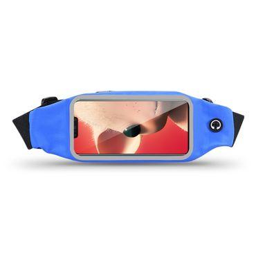 Lauftasche Huawei P Smart Plus Handy Tasche Bauch Jogging Sport Hülle Fitness – Bild 9