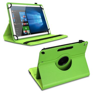 Tablet Schutzhülle Lenovo Tab E10 Tasche Hülle Case Schutz Cover 360° Drehbar – Bild 14