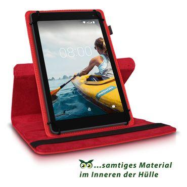 Tablet Hülle für Medion Lifetab P10612 Schutztasche Cover Case Etui 360° Drehbar – Bild 10