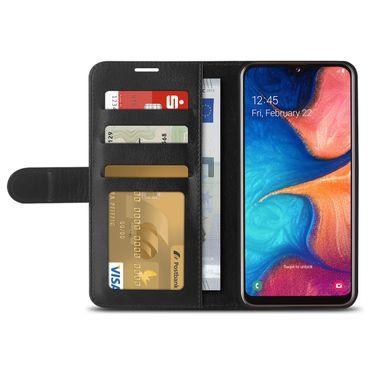 Hülle Samsung Galaxy S10 / Plus / S10e A20e A40 A50 Tasche Flip Case Schutzhülle – Bild 24