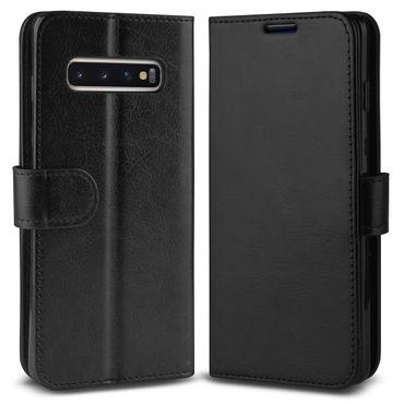 Hülle für Samsung Galaxy S10 Plus Tasche Schutz Flip Case Cover Schutzhülle  – Bild 7