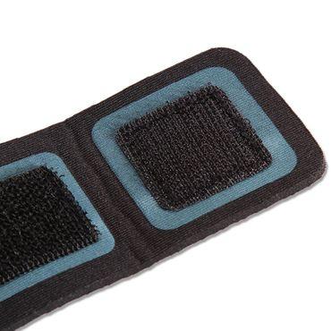 Sportarmband Schutzhülle für Sony Xperia 10 Hülle Tasche Schwarz Jogging Armcase – Bild 5