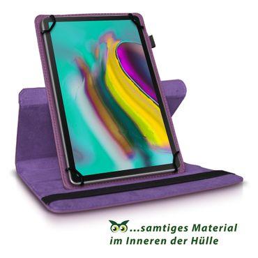 Tasche Samsung Galaxy Tab S5e Hülle Tablet Schutzhülle Cover Case 360 Drehbar – Bild 20