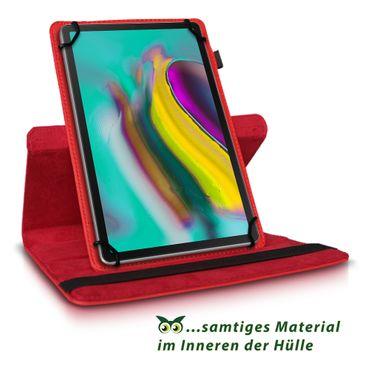 Tasche Samsung Galaxy Tab S5e Hülle Tablet Schutzhülle Cover Case 360 Drehbar – Bild 10