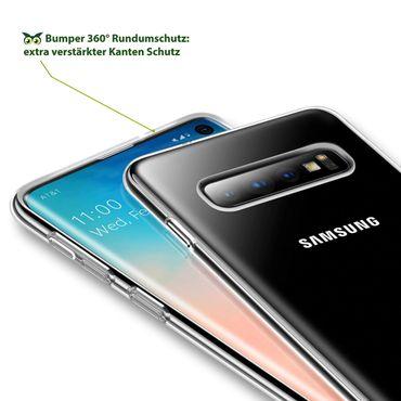 Hülle Bumper für Samsung Galaxy S10e Tasche Schutzhülle Slim Silikon Case Schale – Bild 6