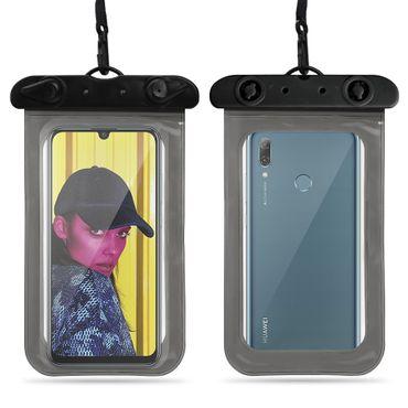 Huawei P smart 2019 Schutzhülle Handy Tasche Hülle Wasserdichte Wasserfest Case – Bild 3