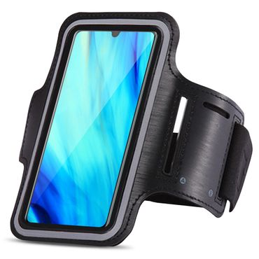 Sportarmband Tasche Huawei P30 Pro Jogging Armcase Fitness Handy Case Lauf Hülle – Bild 3