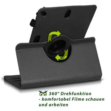 Schutzhülle Apple iPad Air 10.5 Tablet Tasche Case Hülle Schutz Cover Drehbar – Bild 5