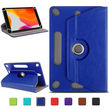 Tablet Tasche für Apple iPad 10.2 2019 Hülle Schutzhülle 360 Drehbar Cover Case  – Bild 23