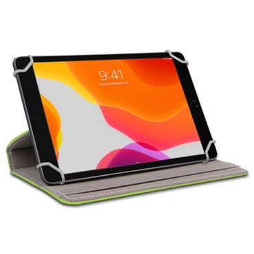 Tablet Tasche für Apple iPad 10.2 2019 Hülle Schutzhülle 360 Drehbar Cover Case  – Bild 17