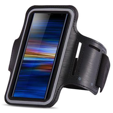 Hülle für Sony Xperia 10 Jogging Armcase Fitness Sportarmband Tasche Handy Case  – Bild 3