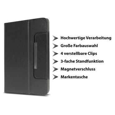 Tablet Tasche für Medion Lifetab P10603 E10412 P10606 P10602 X10605 X10607 Schutzhülle Hülle Case Cover Etui – Bild 6