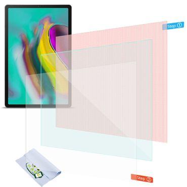 Displayschutzfolie Samsung Galaxy Tab A 10.1 2019 Schutzfolie Universal Folie – Bild 1