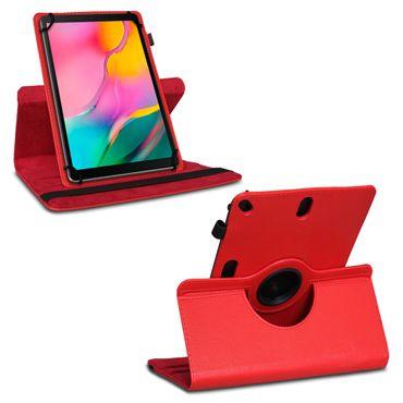 Tablet Tasche Samsung Galaxy Tab A 10.1 2019 Hülle Schutzhülle Case 360° Drehbar – Bild 10