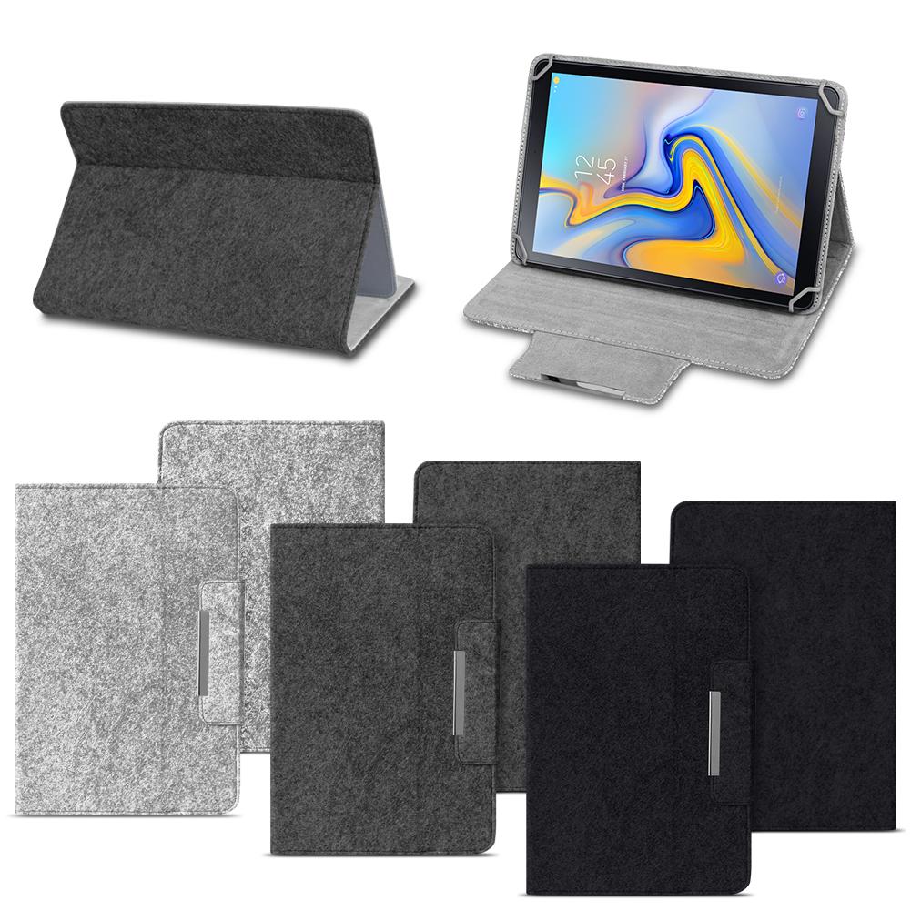 Büro & Schreibwaren Tablet Tasche Samsung Galaxy Tab A 10.1 2019 Hülle Filz Case Schutz Cover Case
