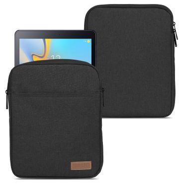 Samsung Galaxy Tab A 10.1 2019 Tablet Sleeve Hülle Tasche Schutzhülle Schwarz – Bild 1