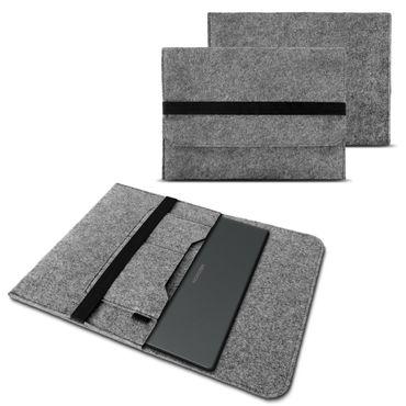Sleeve Hülle Medion Akoya S6446 S6445 Notebook Tasche Filz Cover 15,6 Zoll Case – Bild 2
