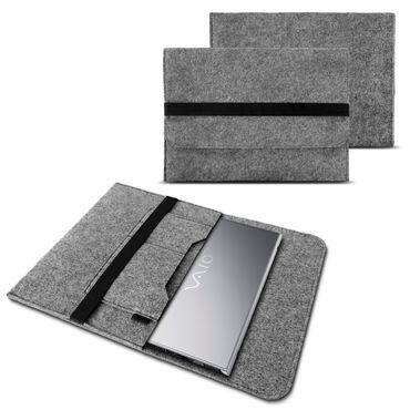 Sleeve Hülle für Vaio S15 Notebook Tasche Filz Cover Etui 15,6 Zoll Case Laptop – Bild 2