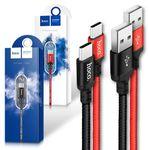 Ladekabel Datenkabel Archos Oxygen 101 S Typ-C USB Kabel Nylon Schnell 1m 001