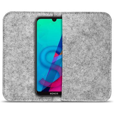 Filz Tasche für Huawei Honor 8S Handy Hülle Schutz Cover Case Schutzhülle Etui – Bild 15