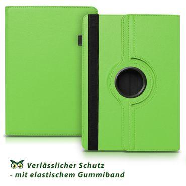 Tablet Hülle für Medion Lifetab E10414 Schutzhülle Cover Schutz Case 360 Drehbar – Bild 19