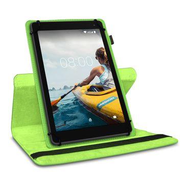 Tablet Tasche für Medion Lifetab E10414 Hülle Schutzhülle Case Cover 360 Drehbar – Bild 16