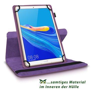 Tablet Hülle Huawei MediaPad M6 10.8 Schutzhülle Tasche Cover Case 360 Drehbar – Bild 22