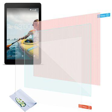 2x Displayschutzfolie für Medion Lifetab E10414 Schutzfolie Uni Display Folie  – Bild 1