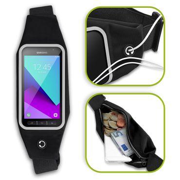 Sport Tasche für Samsung Galaxy XCover 4s Schutzhülle Jogging Hülle Fitness Case