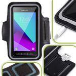 Soart Tasche Samsung Galaxy XCover 4s Jogging Handy Hülle Fitness Sportarmband  001