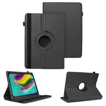 Tablet Hülle Samsung Galaxy Tab S6 Schutzhülle Cover Case 360° Drehbar Schwarz – Bild 1