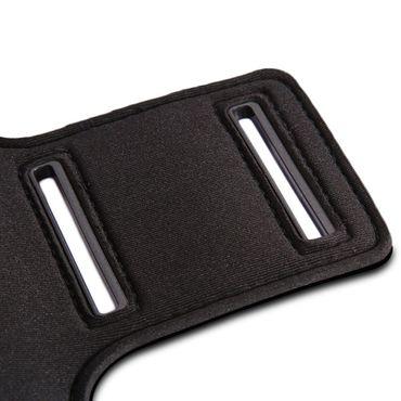 Schutzhülle Apple iPhone 11 Handy Hülle Tasche Sport Jogging Armband Schwarz  – Bild 10