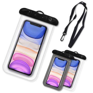 Hülle Wasserdicht für Apple iPhone 11 Handy Tasche Wasser Case Schutzhülle Cover – Bild 1