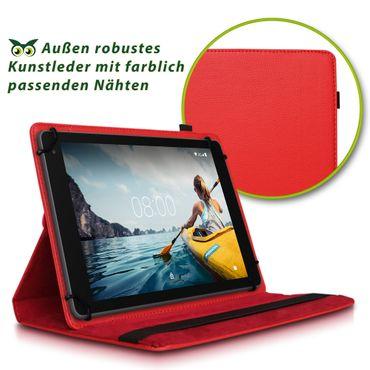 Tablet Hülle für Medion Lifetab X10609 Schutzhülle Cover Schutz Case 360 Drehbar – Bild 9