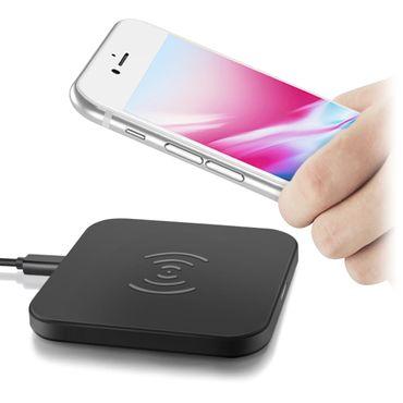 QI Wireless Schnell Ladegerät für Samsung Galaxy S10 Plus Kabellos Ladestation – Bild 4