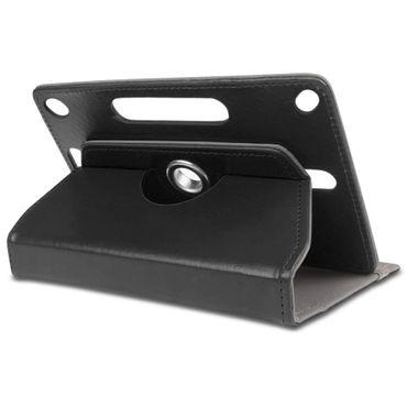 Tablet Schutzhülle Medion Lifetab E10702 Tasche Hülle Schwarz Case 360° Drehbar – Bild 4