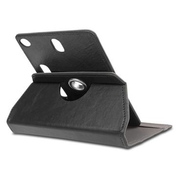 Tablet Schutzhülle Medion Lifetab E10702 Tasche Hülle Schwarz Case 360° Drehbar – Bild 5