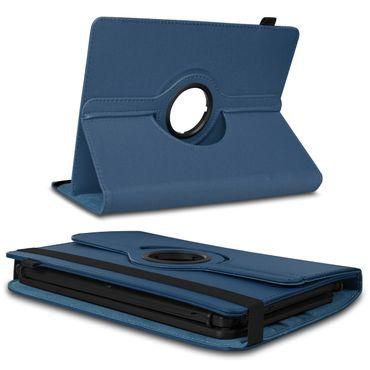 Tablet Hülle 10 10.1 Zoll Tasche Bluetooth Tastatur Schutzhülle QWERTZ Keyboard – Bild 4