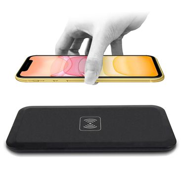 Schnell Ladegerät Apple iPhone 11 Pro Max QI Wireless Charger Induktives Laden – Bild 4