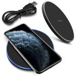 Schnell Ladegerät Apple iPhone 11 Pro Max QI Wireless Charger Induktives Laden 001