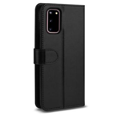 Schutzhülle für Samsung Galaxy S20 Hülle Handy Tasche Schwarz Flip Schutz Case – Bild 10